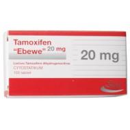 Tamoxfeine Ebewe 20 mg