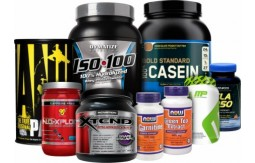 Sports nutrition on a course of steroids